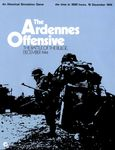 The Ardennes Offensive: The Battle of the Bulge, December 1944