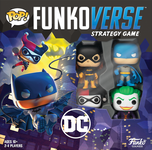 Funkoverse Strategy Game: DC Batman 100