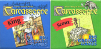 Carcassonne: King & Scout