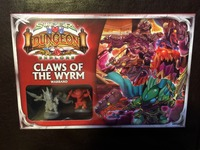 Super Dungeon Explore: Claws of the Wyrm Warband