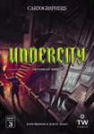Cartographers Map Pack 3: Undercity – Depths of Sabek