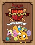 Adventure Time Card Wars: Hero Pack #1