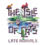 The Isle of Cats: Late Arrivals