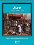 Acre: The Third Crusade Opens