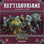 Massive Darkness: Enemy Box – Reptisaurians