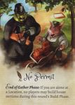 The Grimm Forest: No Permit Promo Card