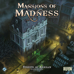 Mansions of Madness: Second Edition – Streets of Arkham