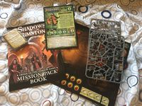 Shadows of Brimstone: Order of the Crimson Hand Mission Pack