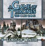 A Game of Thrones: The Card Game: Lords of Winter  Expansion