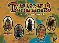 Defenders of the Realm: Hero Expansion #1