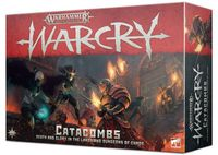 Warhammer Age of Sigmar: Warcry – Catacombs