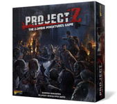 Project Z: The Zombie Miniatures Game