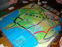Extension France (fan expansion for Ticket to Ride)