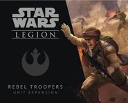 Star Wars: Legion – Rebel Troopers Unit Expansion