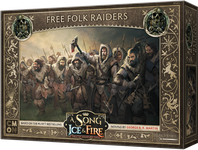 A Song of Ice & Fire: Tabletop Miniatures Game – Free Folk Raiders