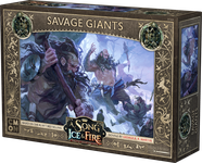 A Song of Ice & Fire: Tabletop Miniatures Game – Savage Giants