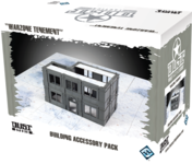 Dust Tactics: Building Accessory Pack -