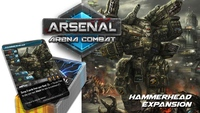 Arsenal: Arena Combat - Hammerhead Expansion