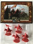 A Song of Ice & Fire: Tabletop Miniatures Game – Knights of Casterly Rock